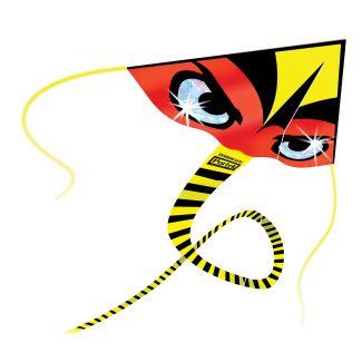 Portek Terror Kite Bird Scaring Kite & Pole