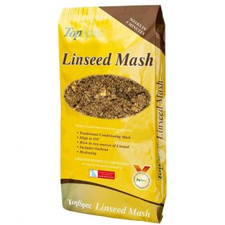 TopSpec Linseed Mash Horse Feed