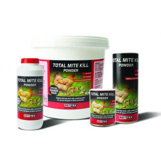 Nettex Total Mite Kill Powder