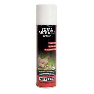 Nettex Mite Kill Spray 500ml