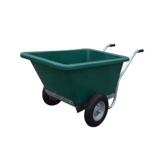 JFC Agri Twin Wheelbarrow 255L