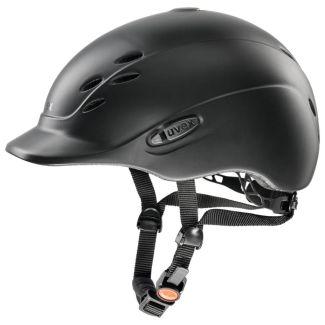Uvex Onyxx Riding Helmet Black Matt