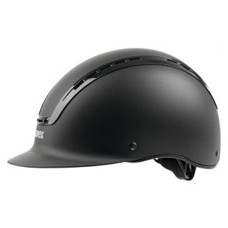 Uvex Suxxeed Active Riding Helmet Black Matt