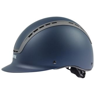 Uvex Suxxeed Active Riding Helmet Blue Matt