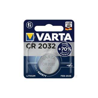 Varta 3V CR 2032 Lithium Coin Cell Battery | Chelford Farm Supplies