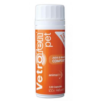Animalife Vetrofen Pet 120 Capsules