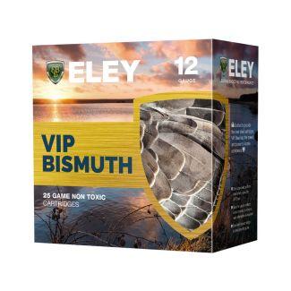 Eley Hawk VIP Bismuth 12 Gauge 30 Gram Fibre Shotgun Cartridge