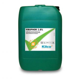 Kilco Virochlor 500 Disinfectant 4.72g