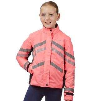 WeatherBeeta Children's Waterproof Heavy Padded Reflective HI VIS Jacket | Chelford Farm Supplies