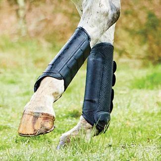 WeatherBeeta Hind Cross Country Boots Black | Chelford Farm Supplies