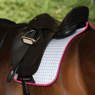WeatherBeeta Reflective Prime Dressage Saddle Pad | Chelford Farm Supplies