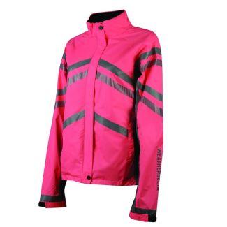 WeatherBeeta Waterproof lightweight Reflective HI VIS Jacket   Chelford Farm Supplies