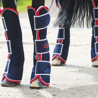 WeatherBeeta Wide Tab Long Travel Boots   Chelford Farm Supplies