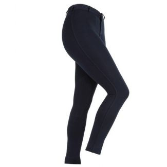 Shires Childrens Wessex Jodhpurs Navy
