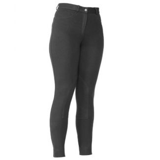 Shires Maids Wessex Jodhpurs Black
