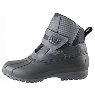 Woof Wear Short Yard Boot Black