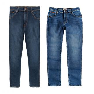 Wrangler Mens Texas Slim Fit Jeans - Cheshire, UK