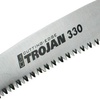 CEuk Trojan 330 Curved Hand Saw Spare Blade | Chelford Farm Supplies