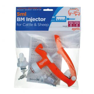 Zoetis Cattle & Sheep BM Injector