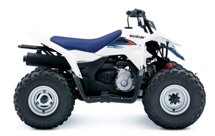 Suzuki Quadsport LT-Z90 Childrens Quad Bike