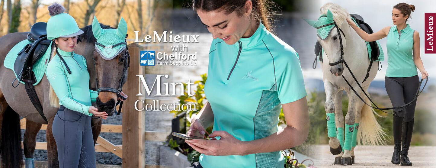 LeMieux Mint