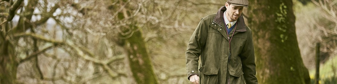 Men's Country Clothing at Chelford Farm Supplies