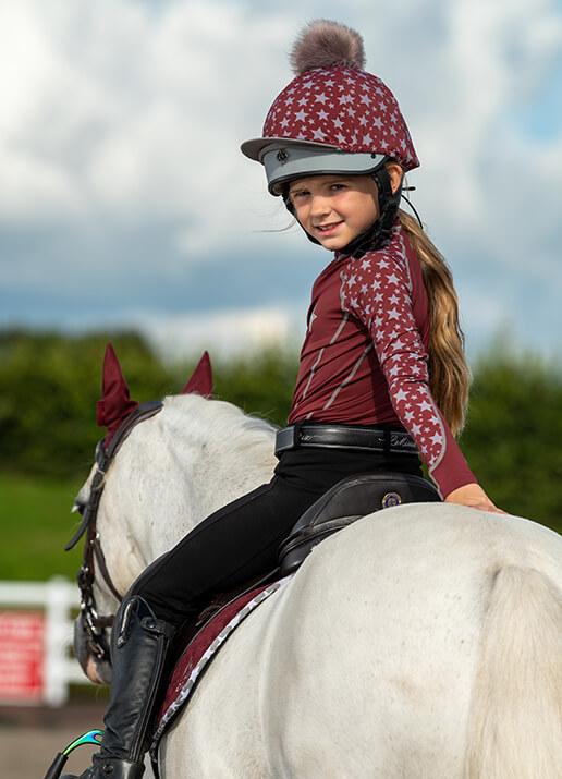 Kids equestrian