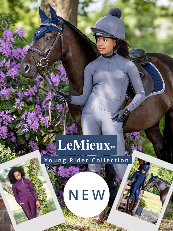 LeMieux Young Rider