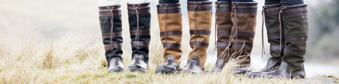 Country Boots & Wellies at Chelford Farm Supplies